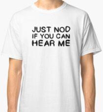 pink floyd rock lyrics inspirational spiritual hippie hippies rocker t shirts Classic T-Shirt