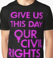 March on Washington-4 Graphic T-Shirt