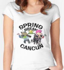 [VINTAGE] Spring Break 2003 Women's Fitted Scoop T-Shirt
