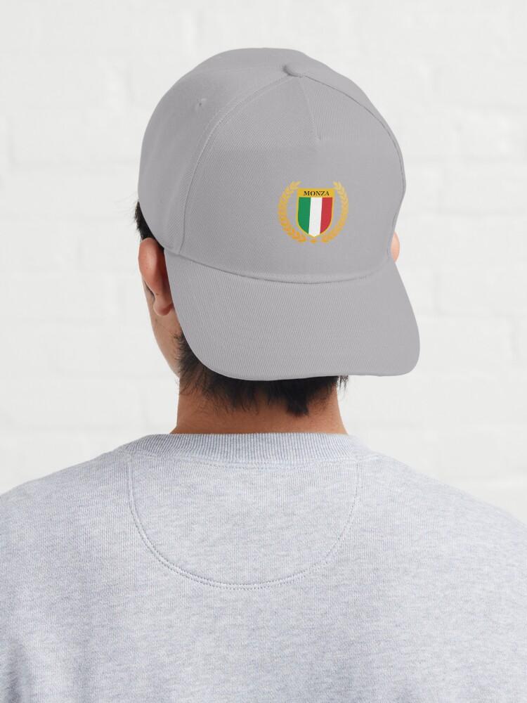 Alternate view of Monza Italia Italy Cap