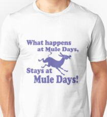 Mule Day T-Shirt