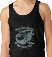 Lochness Monster - Cryptids Club Case file #200 Tank Top