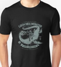 Lochness Monster - Cryptids Club Case file #200 T-Shirt