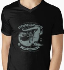 Lochness Monster - Cryptids Club Case file #200 Men's V-Neck T-Shirt