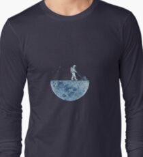 amstrong and the moon T-Shirt