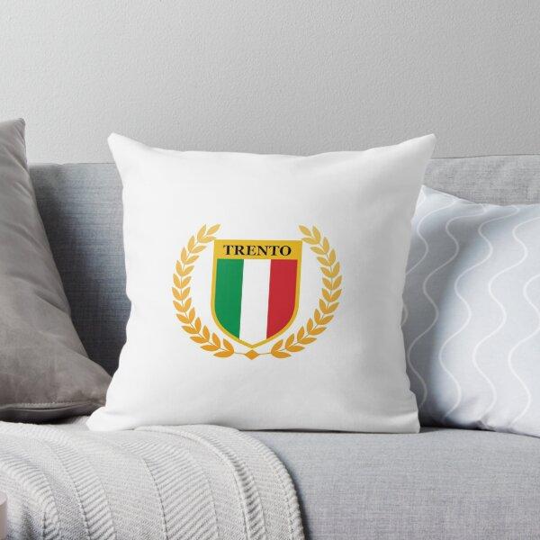 Trento Italia Italy Throw Pillow