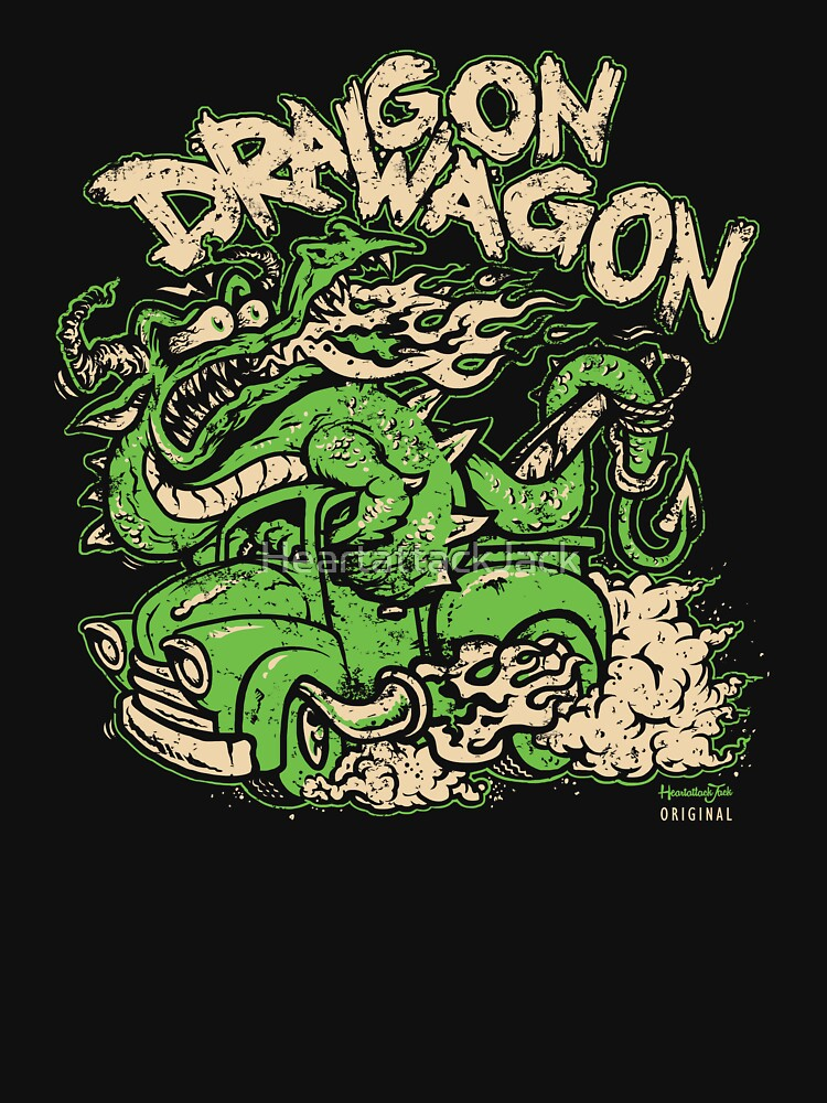 Dragon Wagon | Unisex T-Shirt