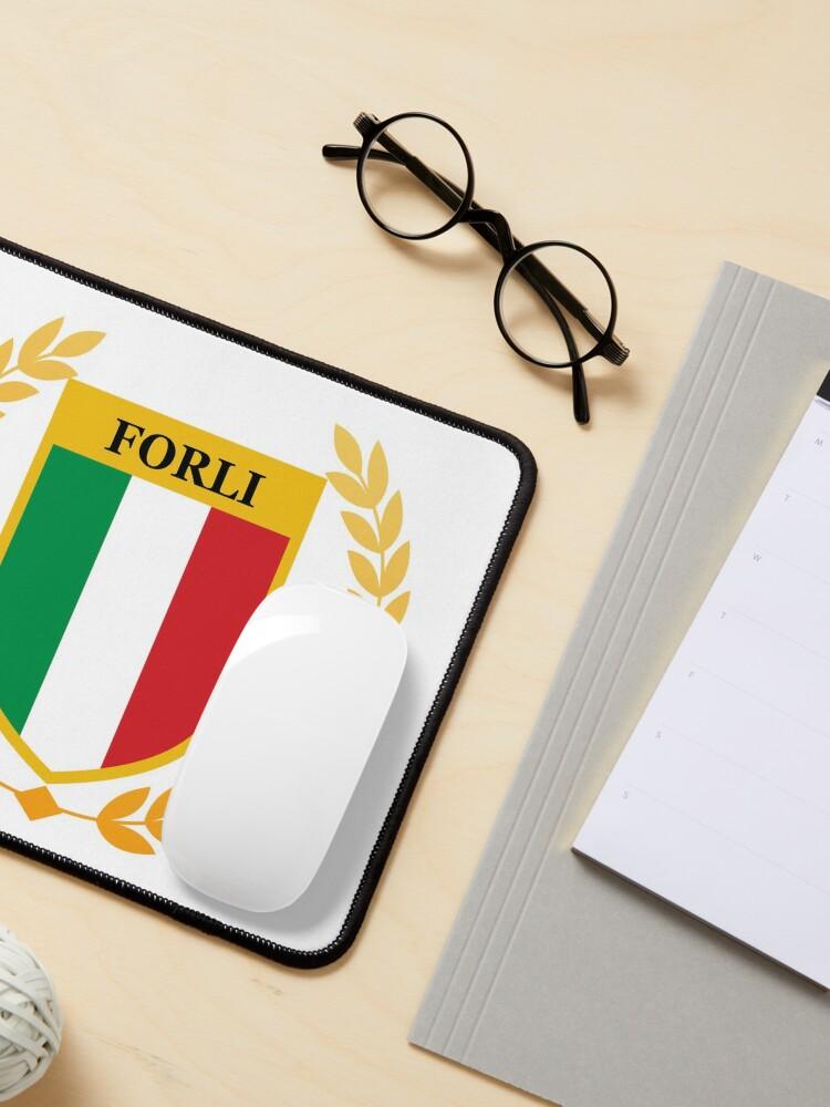 Alternate view of Forli Italia Italy Mouse Pad