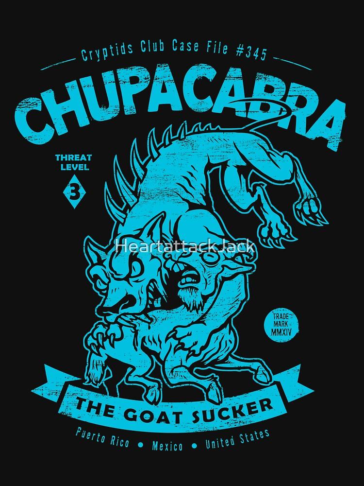 Chupacabra - Cryptids Falldatei # 345 von HeartattackJack