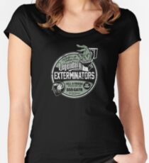 Legendary Exterminators Women's Fitted Scoop T-Shirt