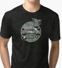 Legendary Exterminators Tri-blend T-Shirt