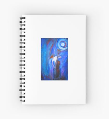Elemental Bass: Music All Around Us Spiral Notebook