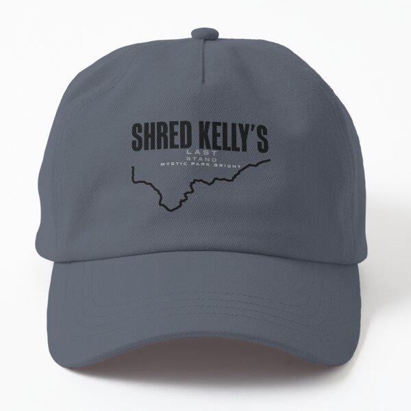 Shred Kelly's Last Stand Trail Mystic Park Bright Victoria Austrlalia Black Line Dad Hat