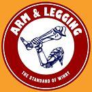Arm & Legging by dauntlessds