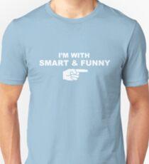 My girlfriend is smart & funny T-Shirt