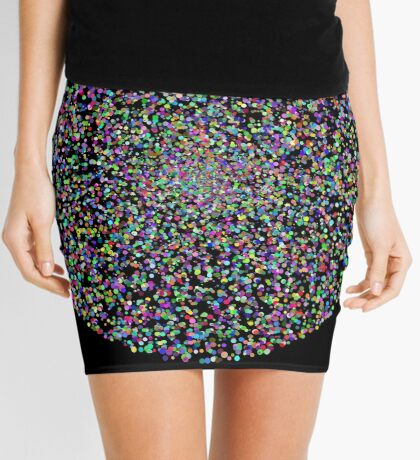 Random Field 4 Mini Skirt