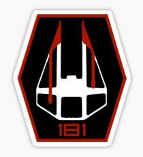 181st Fighter Group - Star Wars Veteran Series Sticker