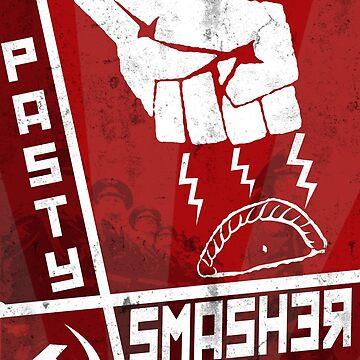 Pasty Smasher propaganda by sionyboy82