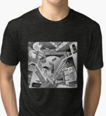 MC Escher Tri-blend T-Shirt