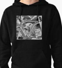 MC Escher Pullover Hoodie