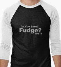 Do you Smell Fudge? Men's Baseball ¾ T-Shirt