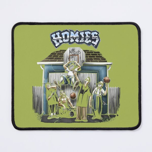 Air Homies Mouse Pad