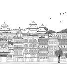 Kathmandu by franzi