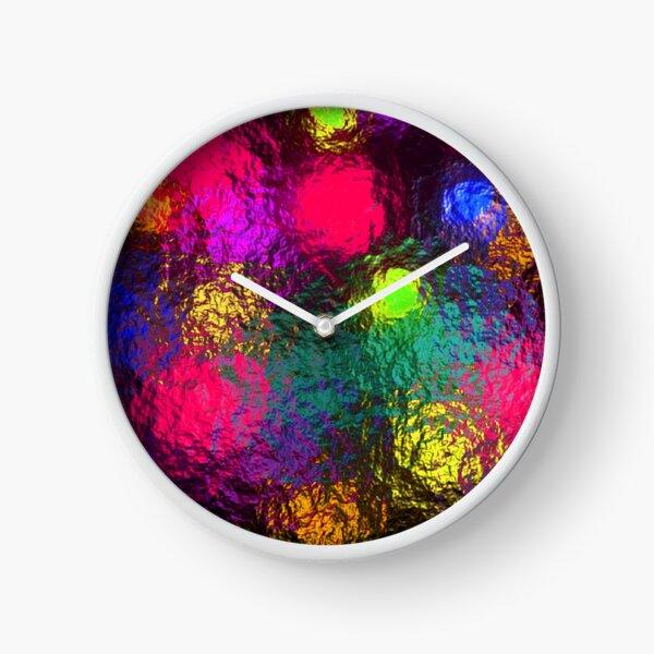 Hue Bombs Clock