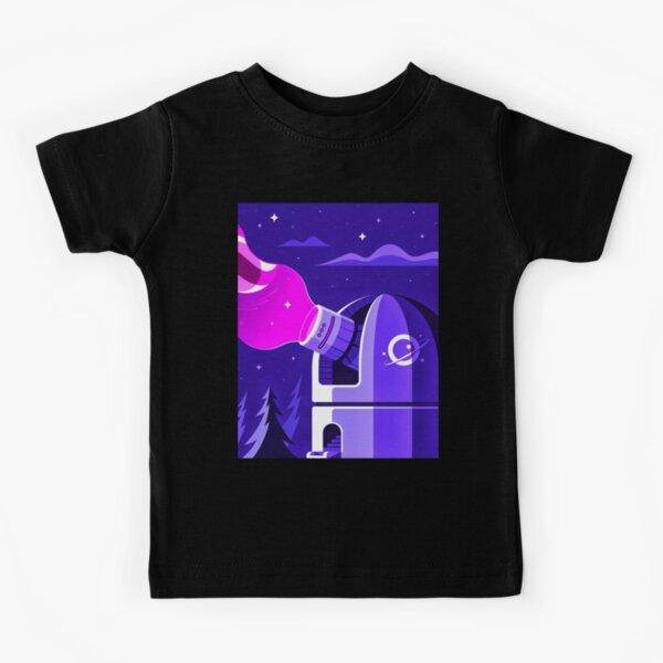 Space telescope Kids T-Shirt