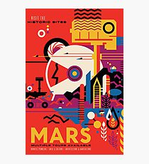 Tour Mars Photographic Print
