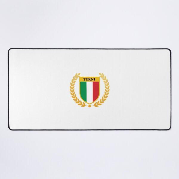 Terni Italia Italy Desk Mat