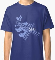 San Francisco Airport Classic T-Shirt