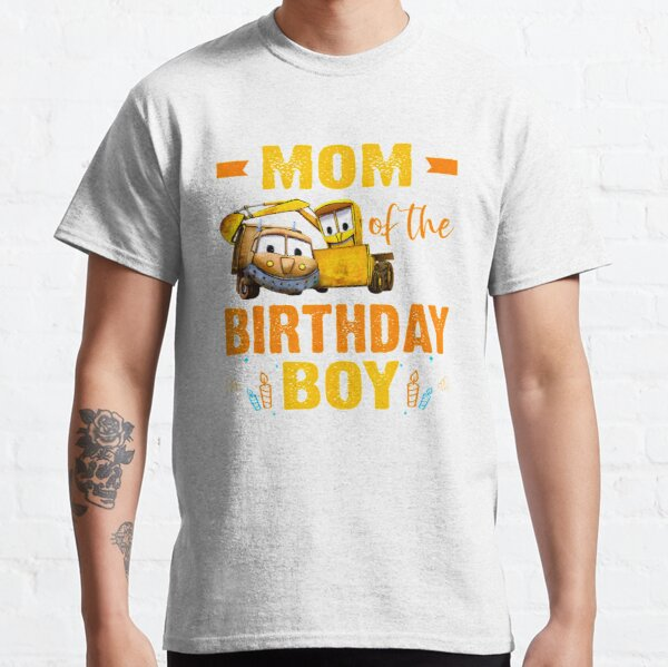 Stinky and Dirty Mom des Geburtstagskindes Classic T-Shirt