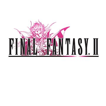 Final Fantasy II by AppleJake