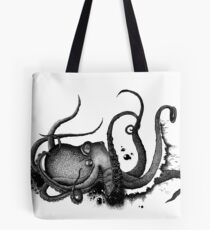 Cut with ink, Bruise with bullets Tote Bag