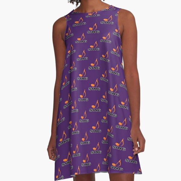 Sing A-Line Dress