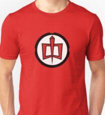 Camiseta unisex El héroe americano más grande