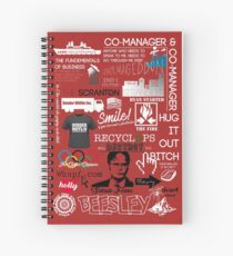 The Office (Updated) Spiral Notebook