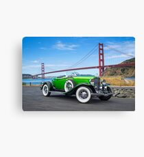 Two Classics Canvas Print