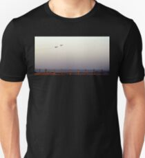 Lift off fighter jets Unisex T-Shirt