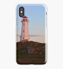 Sunrise at the Lighthouse iPhone Case