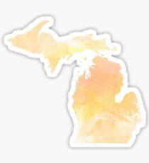 Michigan Sticker