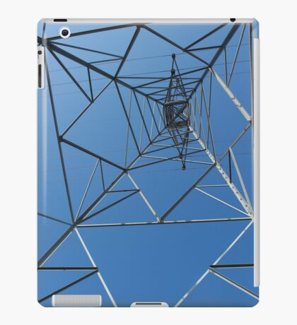 POWER TOWER  iPad Case/Skin