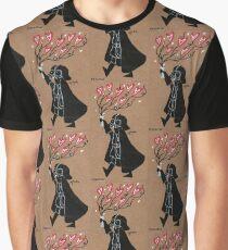 Darth Vader - Love Graphic T-Shirt