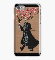 Darth Vader - Love iPhone Case/Skin