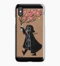 Darth Vader - Love iPhone Case