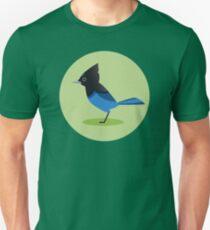 Stellar's Jay Unisex T-Shirt