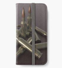 Bullets iPhone Wallet/Case/Skin