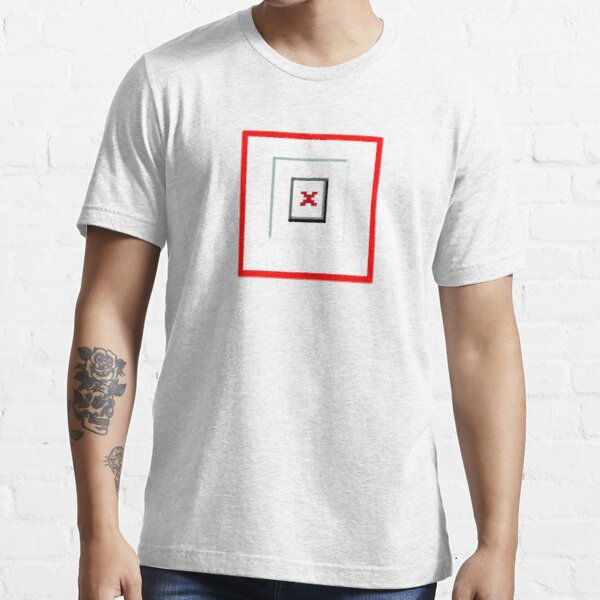 Image Failed to Load Shirt (large) Essential T-Shirt