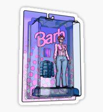 BARB DOLL Sticker